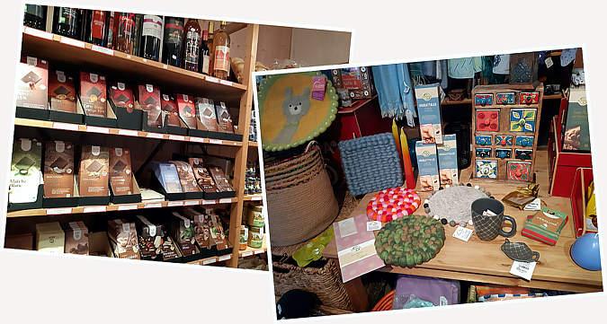 Eine Welt Laden in Langenberg