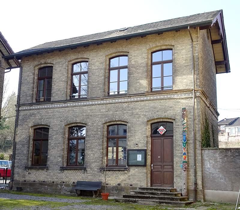 Jugendhaus Wiemerstraße