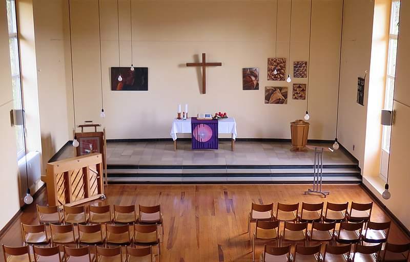 Kirchsaal Bonsfeld