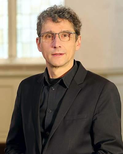 Pfarrer Volker Basse