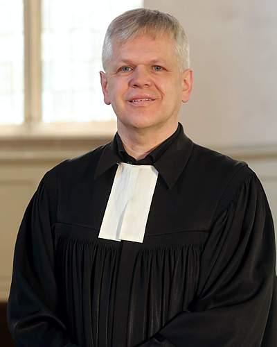 Pfarrer Jens Blaschta