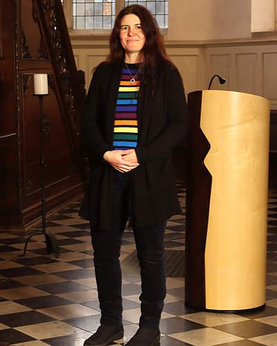 Jugendreferentin Anja Gigla-Klockhaus
