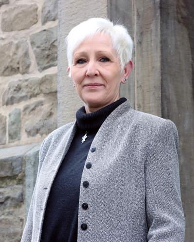 Küsterin Ute Grünendahl