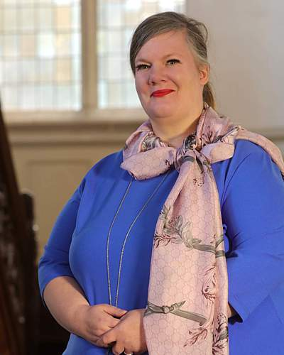 Dr. Corinne Heilmann